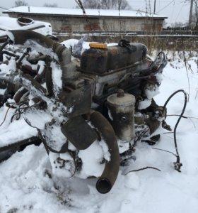 Двигатель УАЗ Газель