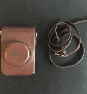Кожаный чехол для Leica