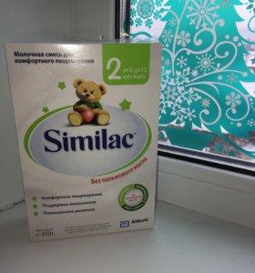 Смесь Similac 2