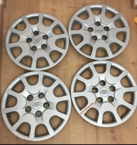 Колпаки на Hyundai r15 хендай