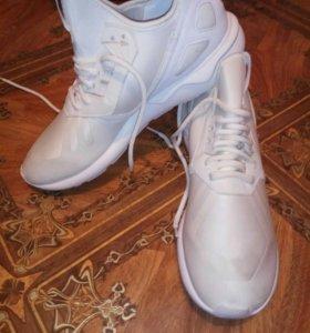 Adidas tubular runner ,white