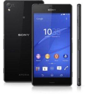 Телефон Sony Z3 compact