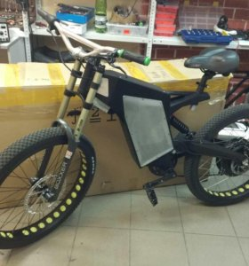Электровелосипед. Сборка под заказ