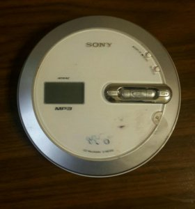 CD плеер sony walkman D-NE330