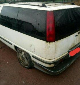 Pontiac tran sport