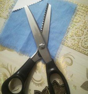 Ножницы зигзаг