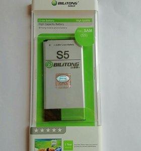 аккумулятор самсунг s5