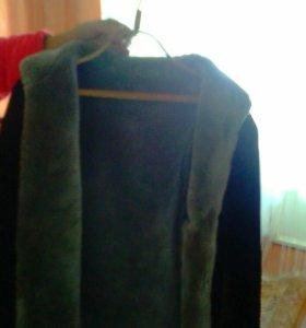 Куртка кожа,мужская