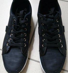 Кеды кроссовки р 42-42,5