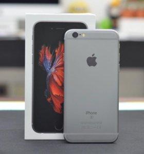 Новые iPhone 6s Гарантия 1 год Магазин