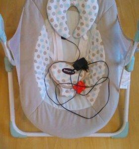 Электронные качели Babycare