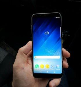 Samsung S8 Dark Edition