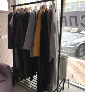 Платья,туники,куртки
