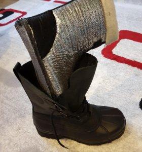 Ботинки мужские зимние новые