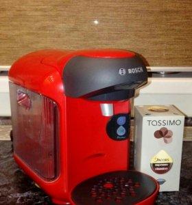 Капсульная кофеварка Bosh Tassimo