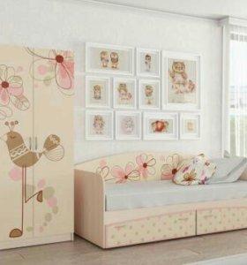 """Детская мебель """"Нежность"""""""