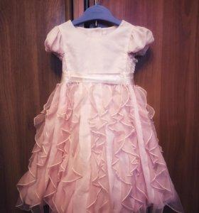 Нарядное Платье рост 104
