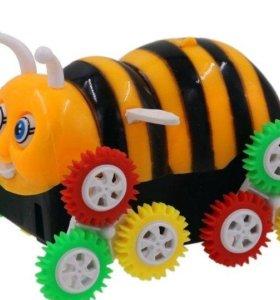 Игрушка пчёлка на батарейках