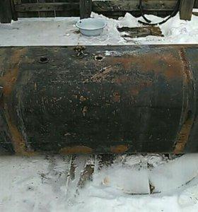 Бак топливный, КАМАЗ, 500 литров