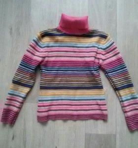 Бадлон свитер водолазка