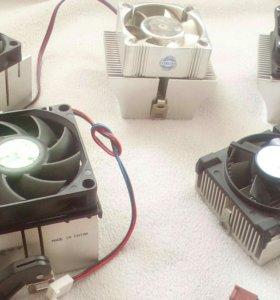 Охлаждение процессора ПК