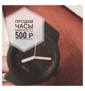Срочно ‼️  Часы 'Miniso' (абсолютно новые!)
