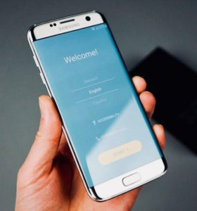 Новые Samsung Galaxy S7 Edge Магазин