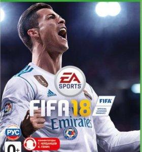 Игра для Xbox One ELECTRONIC ARTS FIFA 18