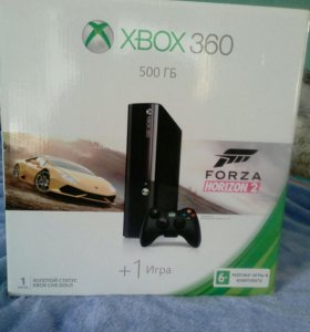 Игр. приставка XBOX 360