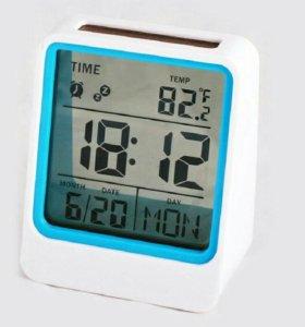 Часы - будильник. Подарок