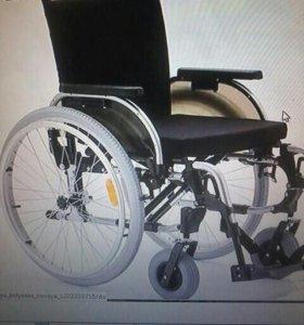 Инвалидная коляска новая