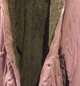 Куртка зимняя женская 46-48
