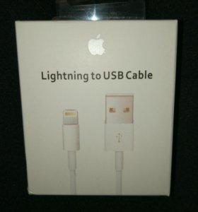 Оригинальный lightning-кабель 1м