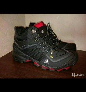 Новые ботинки, зима