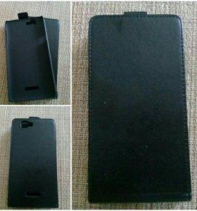 Флик-кейс на Nokia XL Dual sim