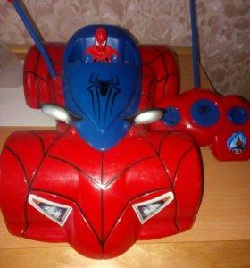 Автомобиль Человека-Паука