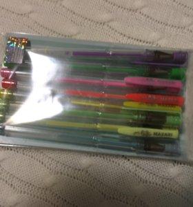 Ручки цветные набор