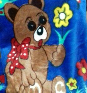 Плед-одеяло детский