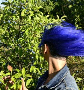 Краска для волос Anthocyanin