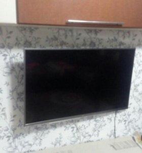 LED телевизор 43 диагональ