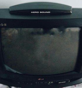 Цветной телевизор LG Golden Eye 2 Aero Sound