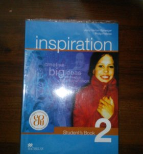 Учебник по английскому inspiration 2