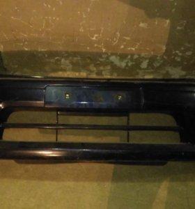 Бампер передний мазда демио 1996-1999