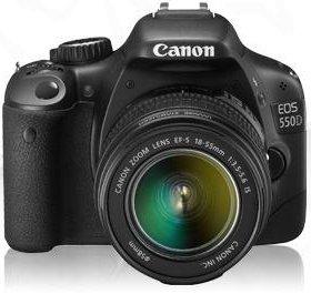 Canon EOS 550D + мощный объектив canon EF S 17 85M
