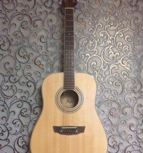 Гитара 12-ти струнная новая