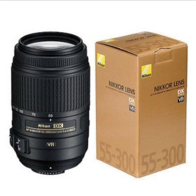 Объектив Nikon 55-300