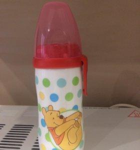 Бутылка без соски