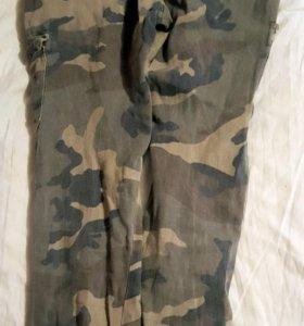 Комуфляжные штаны