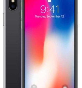 iPhone X 64GB Black (Новый)
