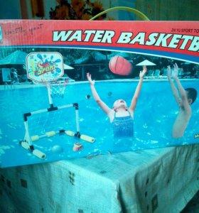Водный баскетбол